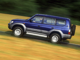 Toyota Land Cruiser 90 5-door (J95W) 1999–2002 images