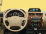 Toyota Land Cruiser 90 3-door (J90W) 1999–2002 wallpapers
