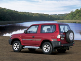 Toyota Land Cruiser Prado 3-door UAE-spec (J90W) 1999–2002 wallpapers