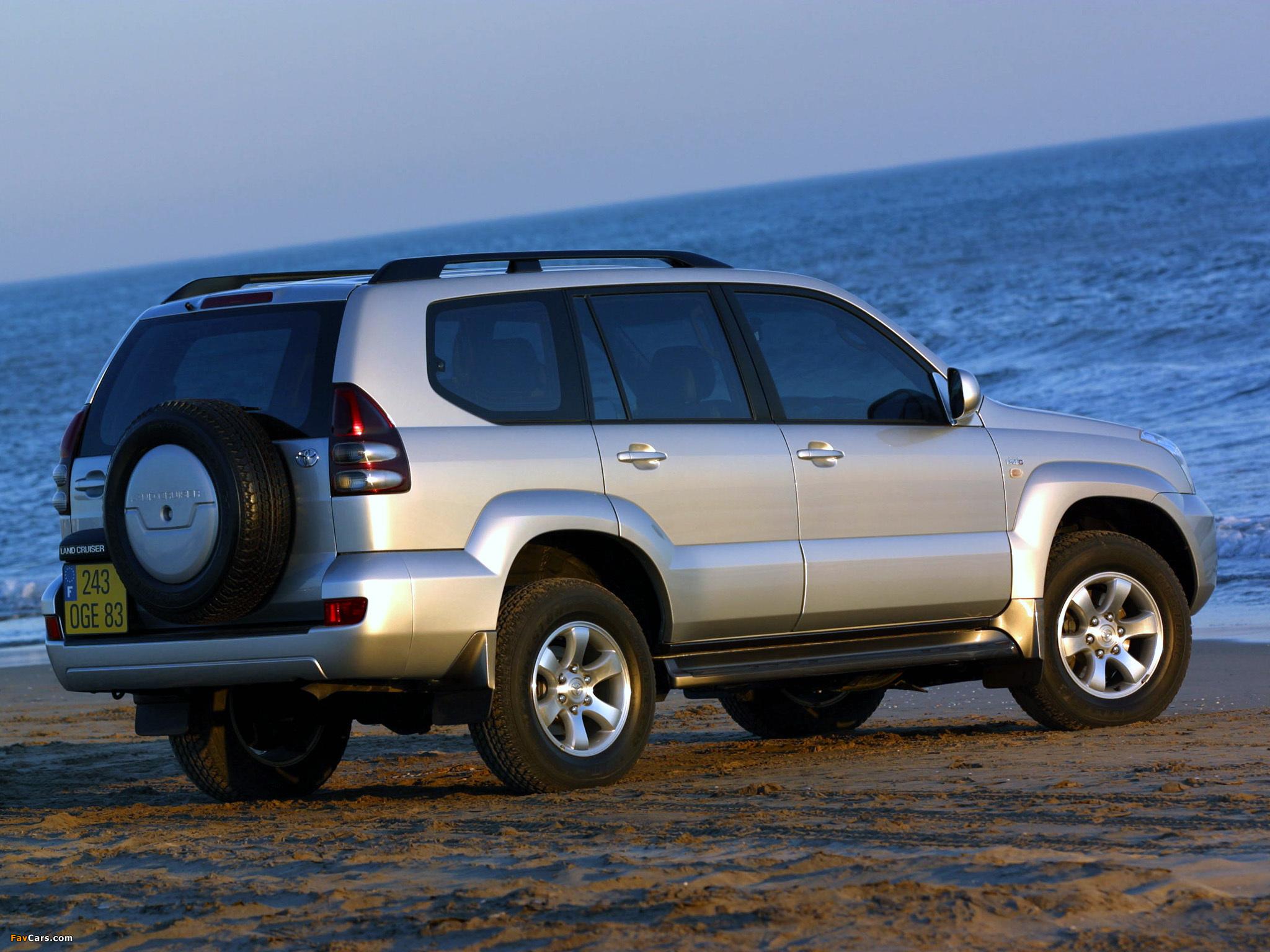 Toyota Land Cruiser Prado 2 7 технические характеристики #11