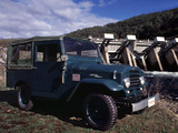 Images of Toyota Land Cruiser Canvas Top (BJ25) 1955–57