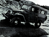 Images of Toyota Land Cruiser (FJ43) 1960–73