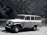 Images of Toyota Land Cruiser (FJ45V) 1960–67