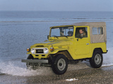 Images of Toyota Land Cruiser (BJ40L) 1973–79