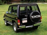 Images of Toyota Land Cruiser (BJ71V) 1985–90
