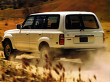 Images of Toyota Land Cruiser 80 US-spec (HZ81V) 1989–94
