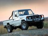 Images of Toyota Land Cruiser Pickup ZA-spec (J79) 1999–2007