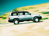 Images of Toyota Land Cruiser 100 50th Anniversary 2001