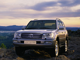 Images of Toyota Land Cruiser 100 VX (J100-101) 2005–07