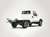 Images of Toyota Land Cruiser Cab Chassis (J79) 2007