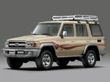 Images of Toyota Land Cruiser UAE-spec (J76) 2007