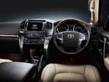 Images of Toyota Land Cruiser 200 JP-spec (UZJ200) 2007–11