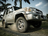 Images of Toyota Land Cruiser (J76) 2007