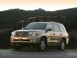 Images of Toyota Land Cruiser 200 US-spec (URJ200) 2007–12