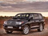 Images of Toyota Land Cruiser 200 (URJ200) 2012