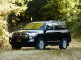 Images of Toyota Land Cruiser US-spec (URJ200) 2015
