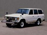 Images of Toyota Land Cruiser 60 Wagon JP-spec (HJ60V) 1980–87