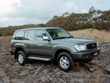 Images of Toyota Land Cruiser 100 GXL AU-spec (J100-101) 1998–2002