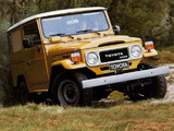 Photos of Toyota Land Cruiser (BJ40VL) 1973–79