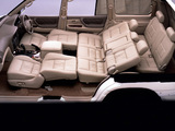 Photos of Toyota Land Cruiser 100 Wagon VX Limited G-Selection JP-spec (UZJ100W) 1998–2002