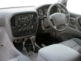 Photos of Toyota Land Cruiser 100 GXL AU-spec (J100-101) 1998–2002