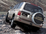 Photos of Toyota Land Cruiser 100 VX UAE-spec (J100-101) 1998–2002