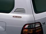 Photos of Toyota Land Cruiser 100 50th Anniversary JP-spec (J100-101) 2001