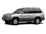 Photos of Toyota Land Cruiser 100 Van VX Limited G-Selection JP-spec (J100-101) 2005–07