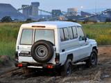Photos of Toyota Land Cruiser Wagon ZA-spec (J78) 2010
