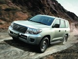 Photos of Toyota Land Cruiser 200 EX-R UAE-spec (URJ200W) 2012
