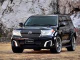 Photos of WALD Toyota Land Cruiser Sports Line Black Bison Edition (UZJ200W) 2013