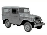 Pictures of Toyota Land Cruiser Canvas Top (FJ21KB) 1958–60