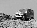 Pictures of Toyota Land Cruiser (FJ40) 1960–73