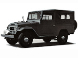 Pictures of Toyota Land Cruiser (FJ43) 1960–73