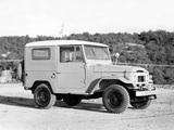 Pictures of Toyota Land Cruiser (FJ40V) 1961–73