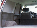 Pictures of Toyota Land Cruiser 80 Customwagon 1991–97