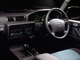 Pictures of Toyota Land Cruiser 80 VAN VX-Limited JP-spec (HZ81V) 1995–97
