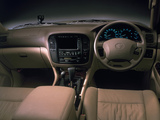 Pictures of Toyota Land Cruiser 100 Wagon VX Limited G-Selection JP-spec (UZJ100W) 1998–2002