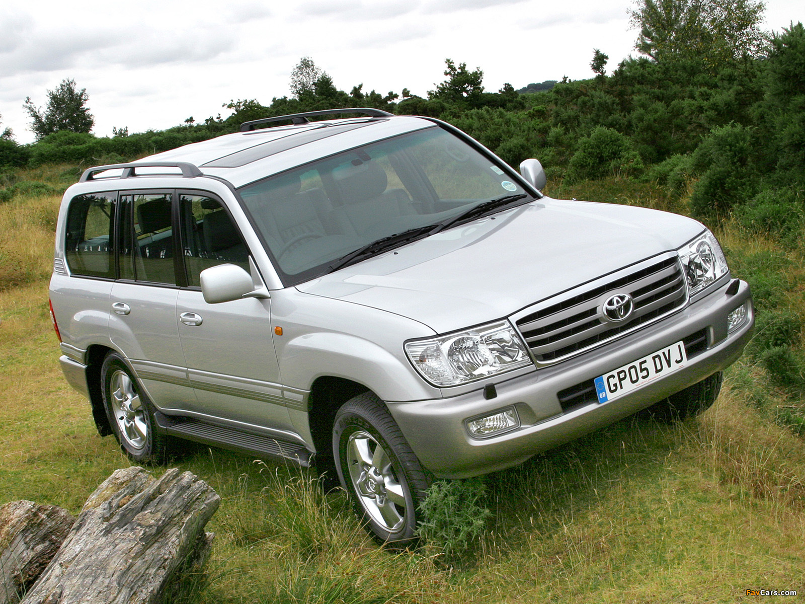 Pictures Of Toyota Land Cruiser Amazon J100 101 2005 06