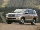 Pictures of Toyota Land Cruiser 200 US-spec (URJ200) 2007–12