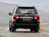 Pictures of Toyota Land Cruiser V8 UK-spec (VDJ200) 2012