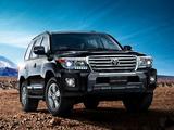Pictures of Toyota Land Cruiser VX-R CN-spec (UZJ200W) 2012