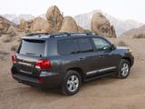 Pictures of Toyota Land Cruiser US-spec (URJ200) 2012
