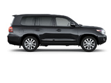 Pictures of Toyota Land Cruiser 200 (URJ200) 2012