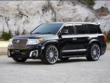Pictures of WALD Toyota Land Cruiser Sports Line Black Bison Edition (UZJ200W) 2013