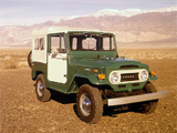 Pictures of Toyota Land Cruiser (FJ40L) 1960–73