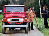 Pictures of Toyota Land Cruiser (BJ40VL) 1973–79