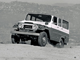 Toyota Land Cruiser (FJ45V) 1960–67 photos