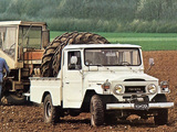 Toyota Land Cruiser Pickup (FJ45L) 1960–79 photos