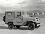 Toyota Land Cruiser (FJ40) 1960–73 wallpapers